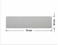 ZIELONE MATOWA VOIDOPEN B-34HV3 prostokąt 25x12mm