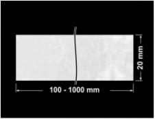 PLOMBA VOID BIAŁA POŁYSK PLASTER MIODU D-45KM banderola 100x20mm