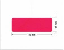 VOID TRANSPARENT POŁYSK D-34A02 prostokąt 30x6mm