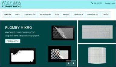 mikro plomby - rodzaje, formaty plombymikro.pl - KALMA